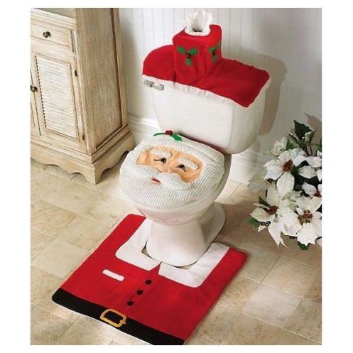 Santa wants to receive your warm human wastes