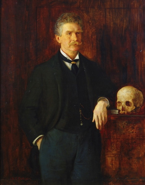 I'm Ambrose Bierce. Who the fuck are you?