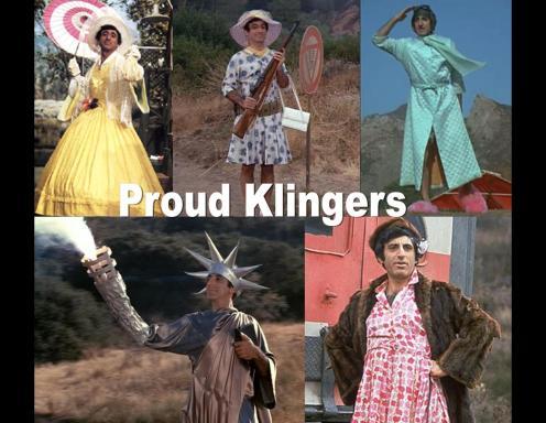 Proud Klingers